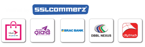 bKash rocket payment by sslcommerz